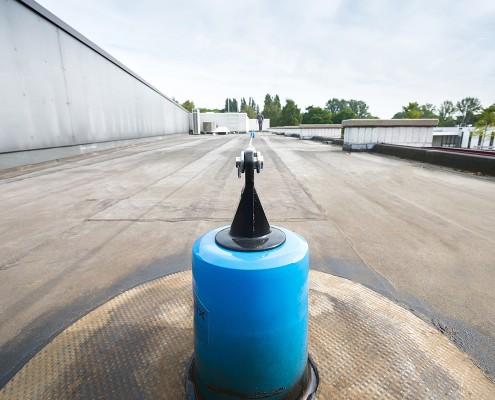 AaboSafe dakveiligheid bedrijfspand Dordrecht