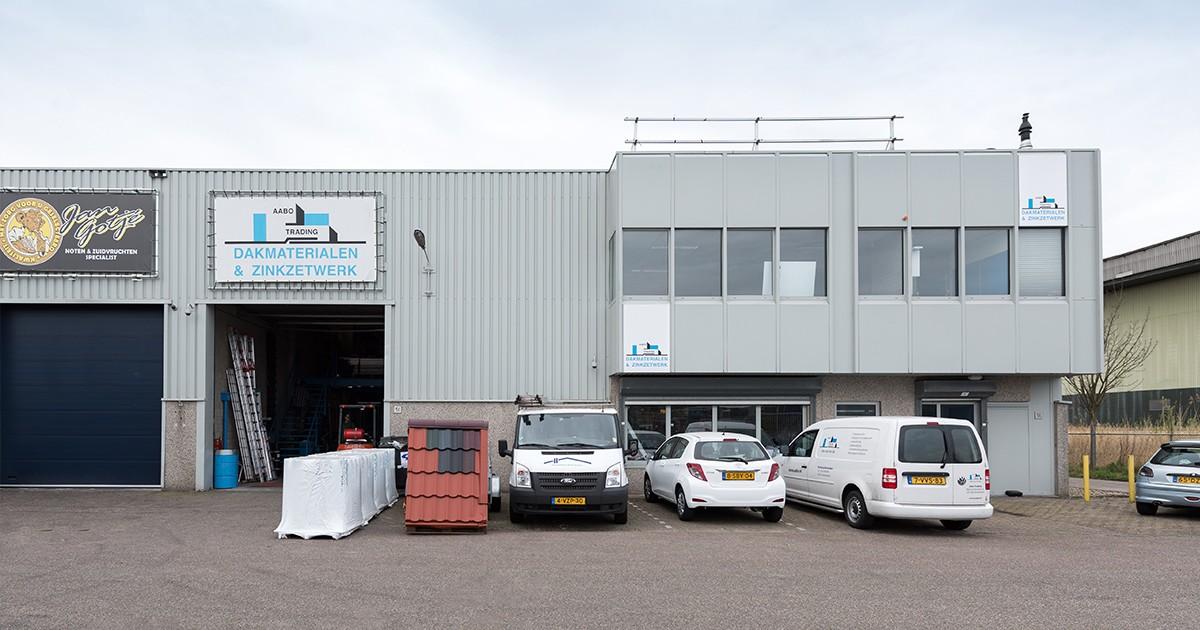 De vestiging Aabo Trading Amsterdam