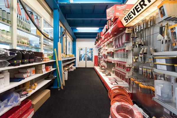 De shop van Aabo Trading Amsterdam.