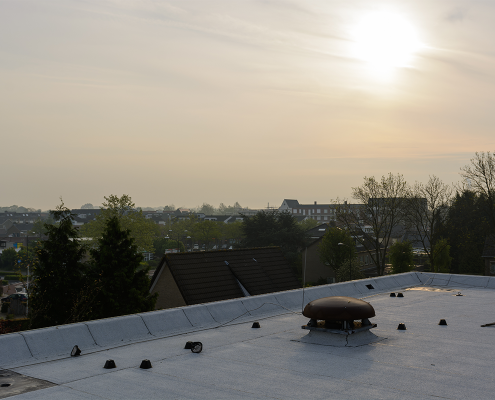 AaboTop Coolroof & Clean Air White Project in Beuningen