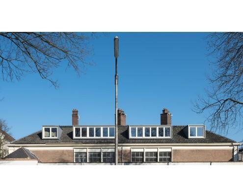 Dakkapellen in Arnhem afgewerkt met zetwerk op maat