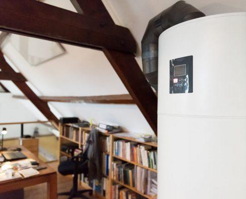 AaboGreenTech thermodynamische warmtepomp