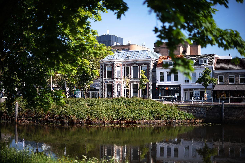 Zink roevendak op maat - Renovatie monumentaal pand Zwolle