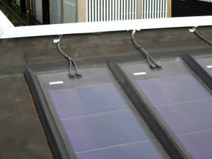 Epdm solar aansluiting