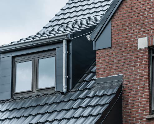 Isola Powertekk stalen dakpanelementen België dakpanelementen