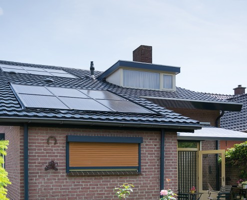 AaboSolar en Isola Powertekk project in Gennep