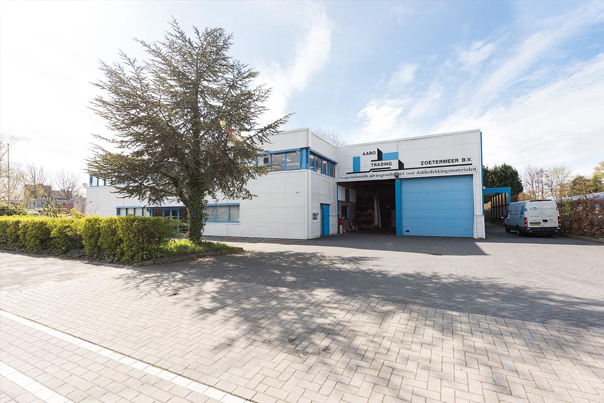 De vestiging Aabo Trading Zoetermeer