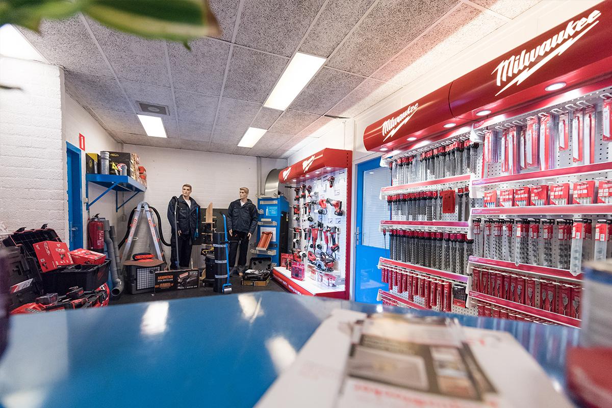 De Shop van Aabo Trading Zoetermeer