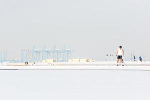 Fatrafol PVC - Nippon express Maasvlakte Rotterdam