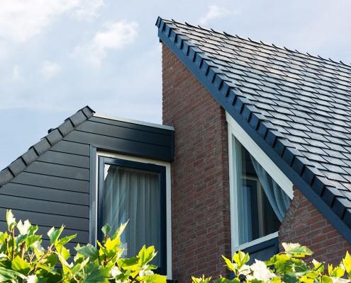 Eurolite Slate hoogwaardige rubber dakleien