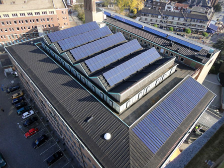 Gemeentehuis Hengelo EPDM Solar