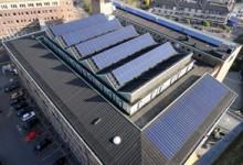 Gemeentehuis Hengelo Aabo Eurostyle EPDM Solar