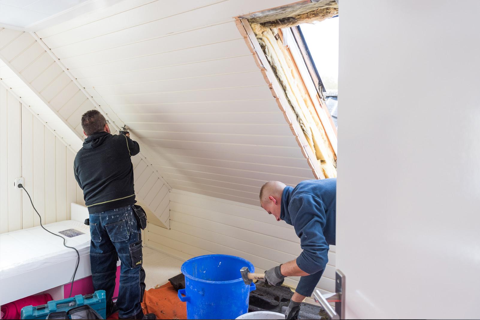 Aabo Lightbox opening in dak zagen