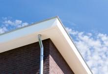 Zetwerk zink dakgoot en hemelwaterafvoer